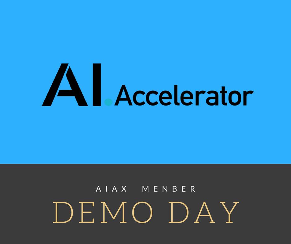 AIアクセラレーター第9期(2019年6月〜2019年8月)デモデイ