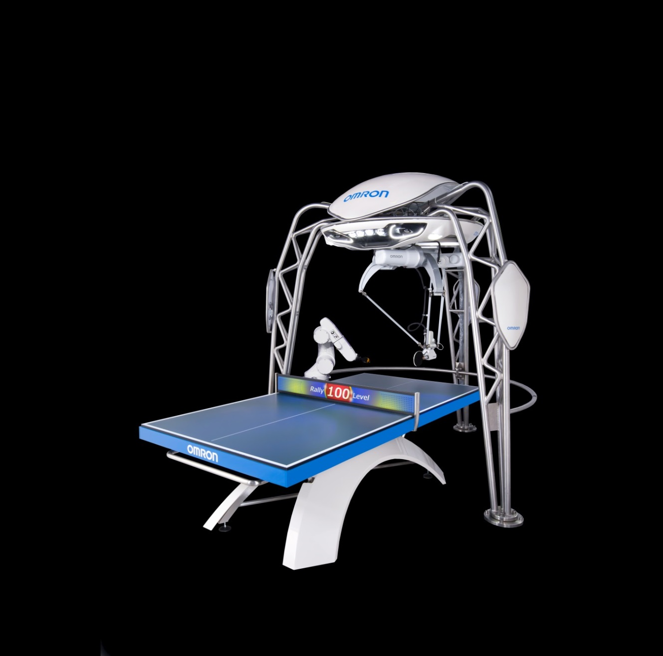 「卓球ロボット オムロン」の画像検索結果