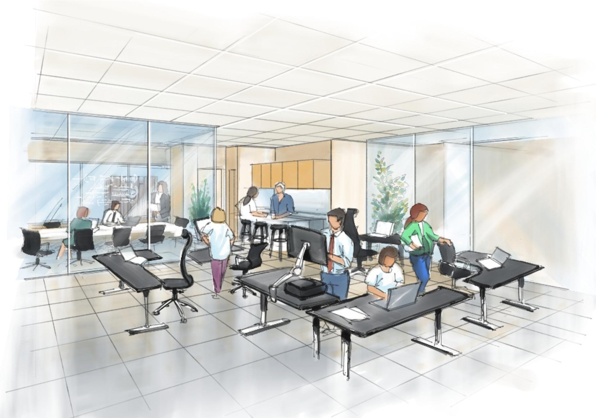 東⼤松尾研発 AI総合研究所「NABLAS」が東京・本郷にR&D センターを設⽴