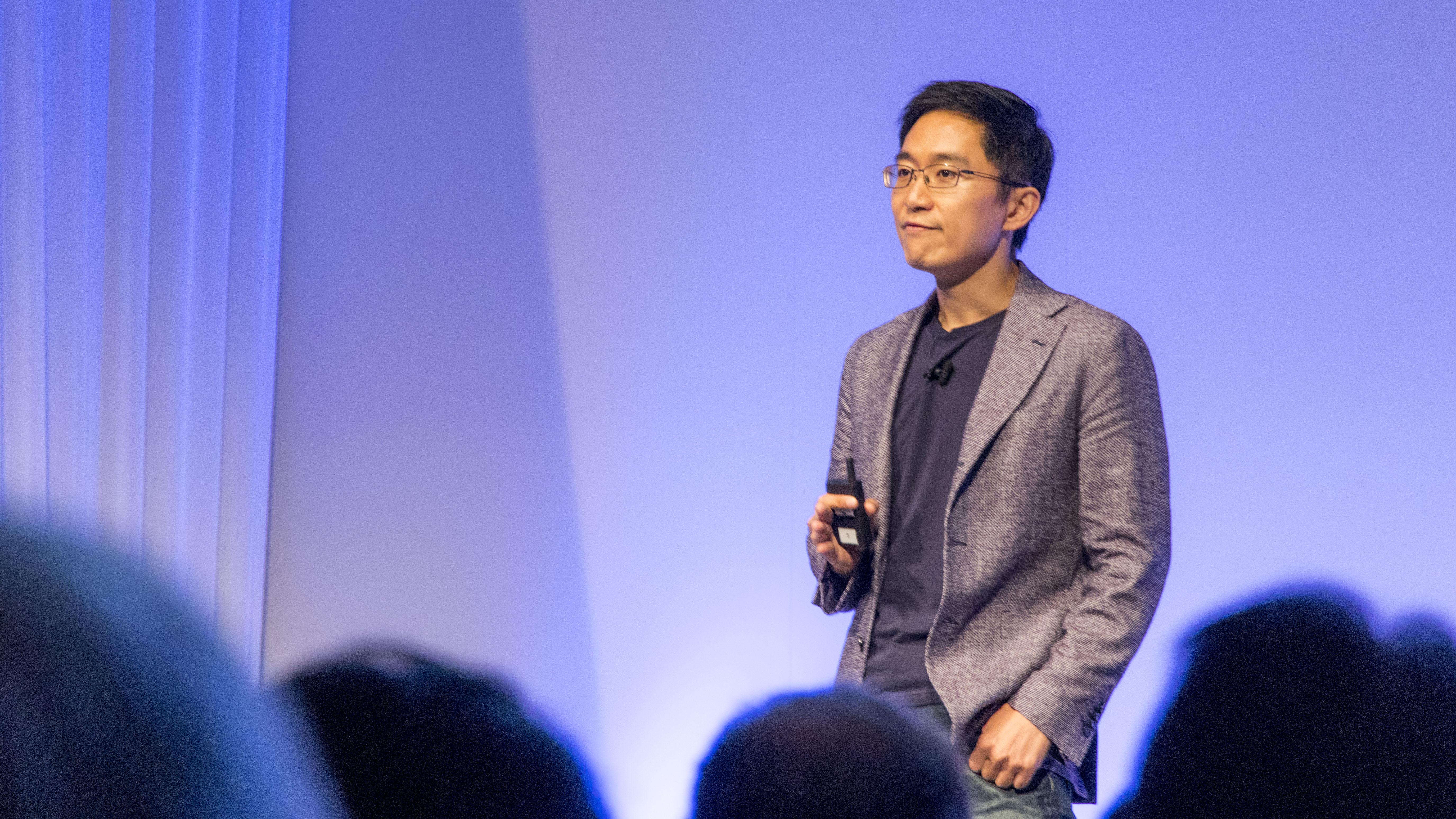中国におけるモバイル損保「Zhongan」のCOO Wayne Xu氏